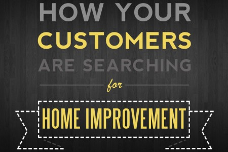 How Your Customers Are Searching for Home Improvement