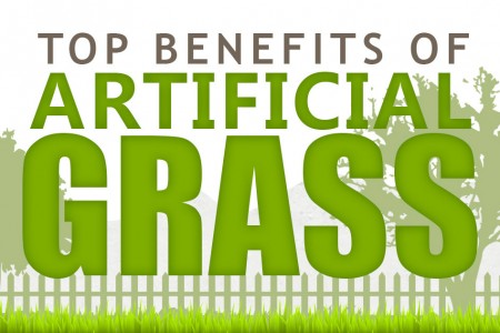 Top Benefits of Artificial Grass