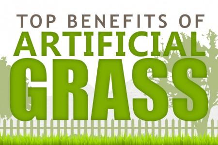 Top Benefits of Artificial Grass