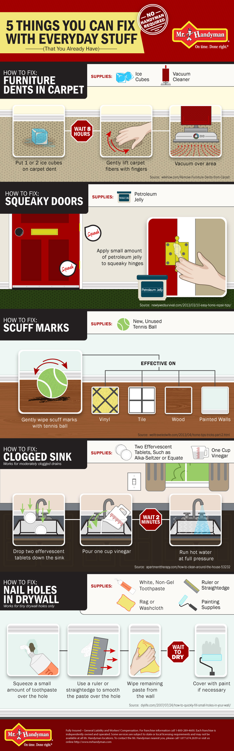 5 Things You Can Fix Without a Handyman