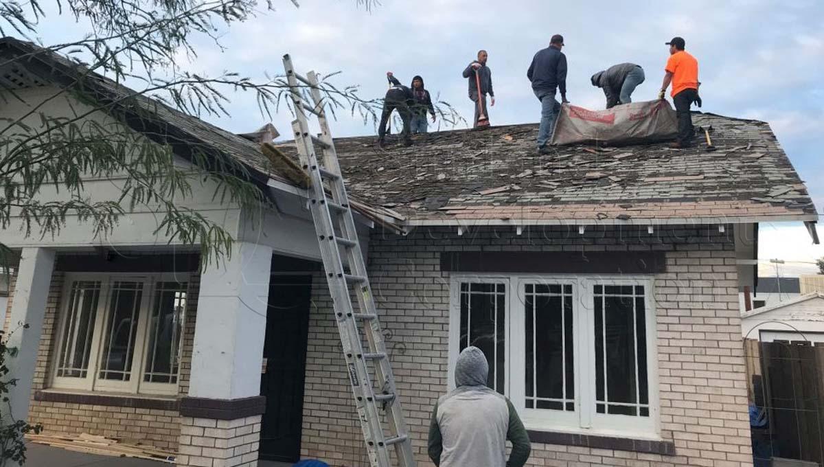 Replacing an Asphalt Shingle Roof